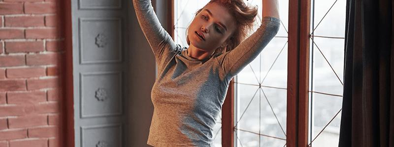 Sexy Escort Woman